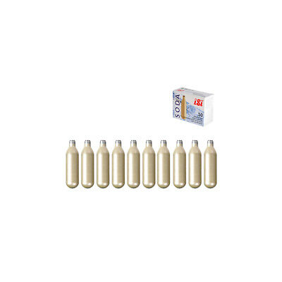 ISI Pack of 10 cans to seltazzine isi 17 Kitchen accessories
