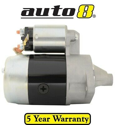Brand New Starter Motor to fit Holden Barina MF MH 1.3L (G13BA) '89 to '94