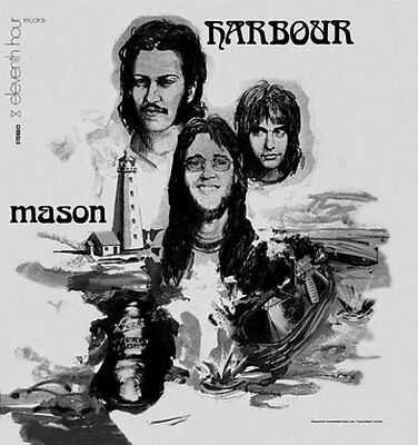 MASON - Harbour - LP 1971 Progressiv Out Sider