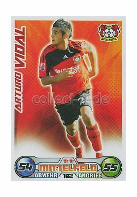 Match Attax 09/10 - 192 - ARTURO VIDAL