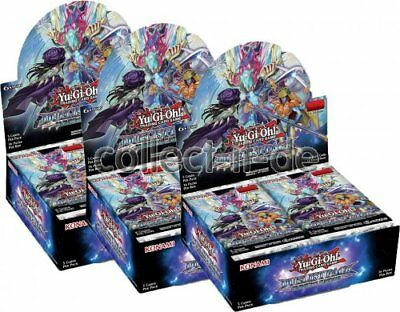 Yugioh - Duelist Pack - Dimensional Guardians -3 Display (108 Booster)1. Auflage
