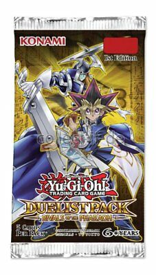 Yu-Gi-Oh - Duelist Pack Rivals of the Pharaoh - 1 Booster - Deutsch - 1. Auflage