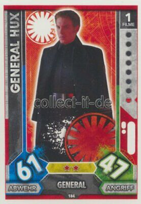 Force Attax Movie 5 - Universe - 184 - General Hux