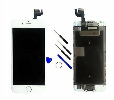 """New White iPhone 6S 4.7"""" Screen Digitizer Replacement with Camera & Homebutton"""