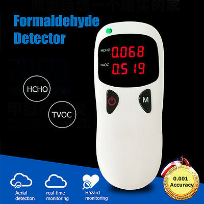 Professional Formaldehyde Detector Indoor Air Quality Tester Home Check HOT