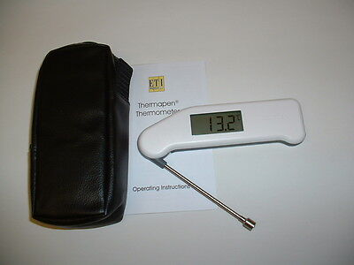 Thermapen 3 High Speed Temperature Digital Surface Read Ribbon Probe Thermometer
