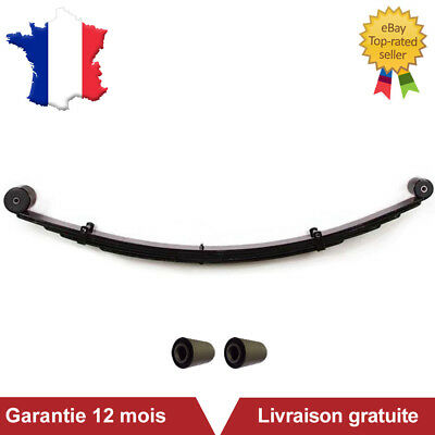 Jeep Cherokee XJ Ressorts a Lames (4 Feuille) 84-01 Arriere 4886186AB 56022134MA