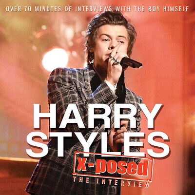Harry Styles : X-posed CD (2017) ***NEW***
