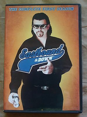 Eastbound  Down: The Complete First Season (DVD, 2009, 2-Disc Set)
