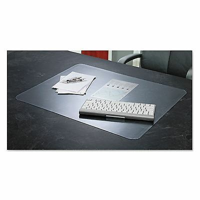 Artistic - KrystalView Desk Pad with Microban, Matte, 17 x 12 - Clear  ** NEW **