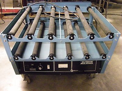 BELLCO GLASS CELL PRODUCTION ROLLER APPARATUS 7630-75011 (8z)