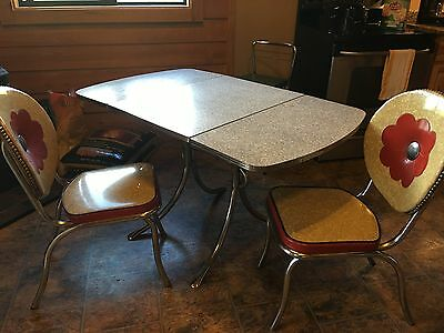 Vintage Table & Chairs