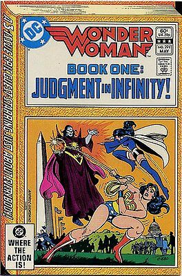 Wonder Woman (Vol 1) # 291 (VryFn Minus-) (VFN-) DC Comics AMERICAN