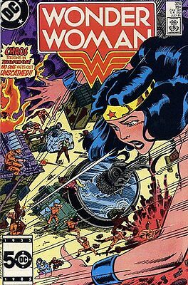 Wonder Woman (Vol 1) # 326 (VryFn Minus-) (VFN-) DC Comics AMERICAN