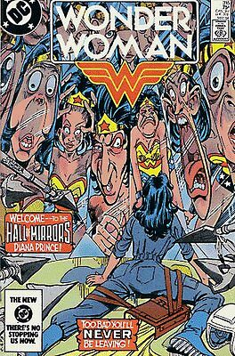 Wonder Woman (Vol 1) # 315 (VryFn Minus-) (VFN-) DC Comics AMERICAN