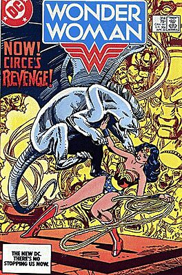 Wonder Woman (Vol 1) # 314 Fine (FN) DC Comics BRONZE AGE