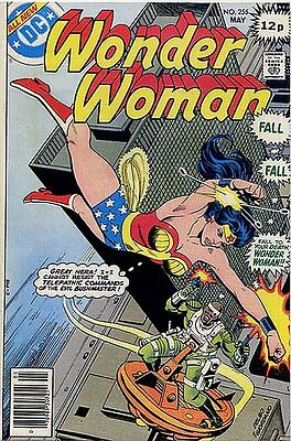 Wonder Woman (Vol 1) # 255 (FN+) (Fne Plus+) Price VARIANT DC Comics ORIG US