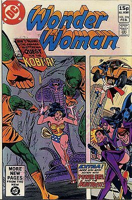 Wonder Woman (Vol 1) # 276 FN- (Fine Minus-) Price VARIANT DC Comics AMERICAN
