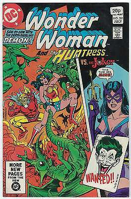 Wonder Woman (Vol 1) # 281 (FN+) (Fne Plus+) Price VARIANT RS003 DC Comics ORIG