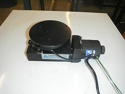 Aerotech Rotary Stage w/ Stepper Motor (4639)