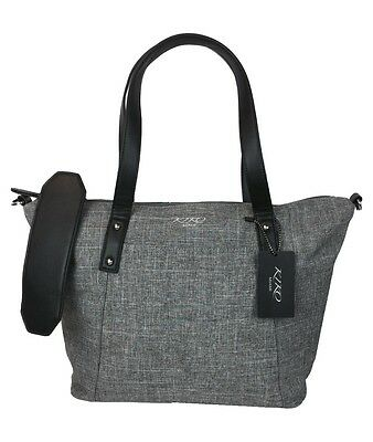 Multi-function Designer Tote Diaper Bags with Changing Mat and Stroller Straps