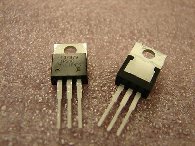 100 pcs of TIP31C-S by Bourns 2014 dc ROHS TO220 Transistor GP BJT NPN 100V 3A