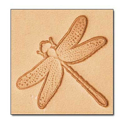 3-D Stamp Dragonfly