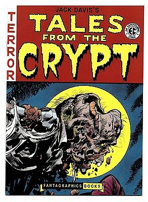 Jack Davis's Tales From the Crypt #1 2012 Fantagraphics Books B & W Reprints