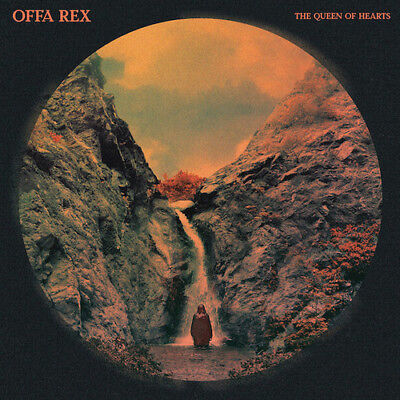 Offa Rex : The Queen of Hearts CD (2017) ***NEW***