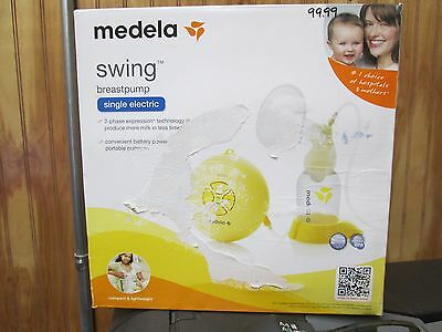 New Medela Swing Breast Pump