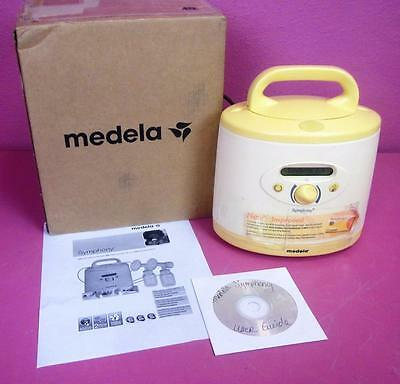 Medela Symphony Plus 2.0 Portable Double Breast Pump Hospital Grade Electric