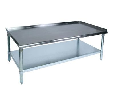 Equipment Stand, for Countertop Cooking, John Boos EES8-3048-X