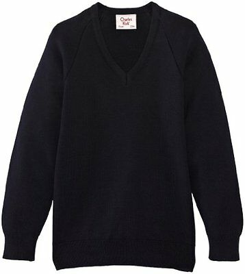 (TG. C46 IN- UK) Blu (Navy blue) Charles Kirk Coolflow - Maglia jumper con collo