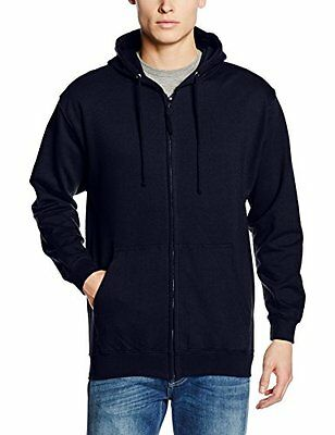 (TG. X-large (taglia Produttore: X-large)) Blu (Oxford Navy) Just Hoods by AWDis
