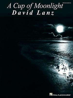 David Lanz - A Cup of Moonlight by Paperback Book (English)