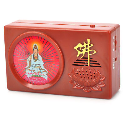 Digital Great Clarity Buddha Jukebox include 29-Song Great for Buddhists