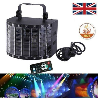 Hot Sound Active Stage Laser Light DJ/Bar/Party/Club/Disco LED Moving Head Pro A