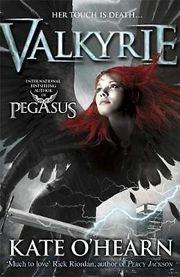 Valkyrie: Book 1 by Kate OHearn (English) Paperback Book Free Shipping!