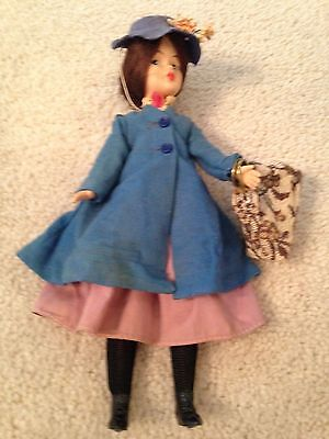 Vintage Mary Poppins Doll (Horsman 1960's)