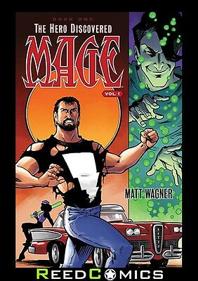 MAGE BOOK 1 HERO DISCOVERED VOLUME 1 GRAPHIC NOVEL Collects Hero Discovered #1-8