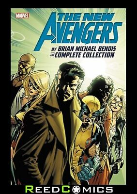 NEW AVENGERS BY BENDIS COMPLETE COLLECTION VOLUME 6 GRAPHIC NOVEL (392 Pages)