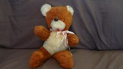 "Vintage 16"" Teddy Bear with tags Animal Playland of A&L Novelty Co.(1960s - 70s)"
