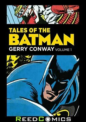 TALES OF THE BATMAN GERRY CONWAY HARDCOVER (440 Pages) New Hardback
