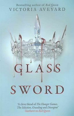 Glass Sword by Victoria Aveyard Paperback Book