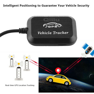 Car GPRS GPS Tracker Locator Real Time Tracking Device For Android/IOS Phone AF