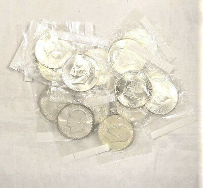 1976-S Silver Eisenhower Dollar Roll - In Cellophane - 20 Coins !!! FREE SHIPPIN