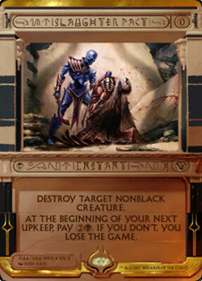 Slaughter Pact - MTG Amonkhet Invocations - NEW