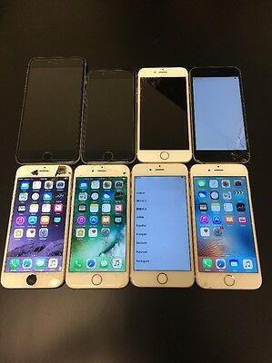 iPhone 6 Lot - 8 Devices