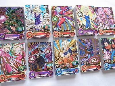 Dragon Ball HEROES 24 Common, 8 Rare, Total 32 Cards Lot Random Free Shipping
