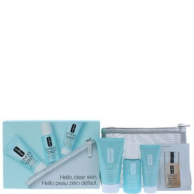 Clinique Hello, Clear Skin Anti-Blemish Solutions Gift Set Skin Care
